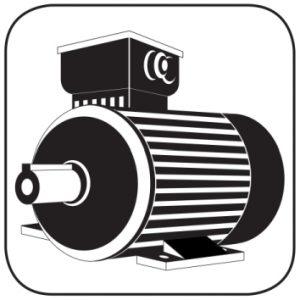 Anfrage Elektromotor Getriebe hier das Icon vom B3 Fußmotor
