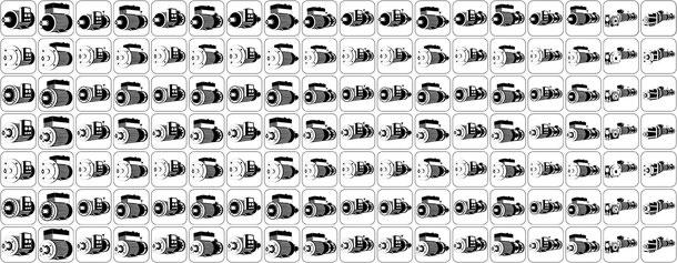 Anschluss für Frequenzumrichter Modifikationen mit Fremdlüfter Incrementalgeber Bremse Integralmotor | Bremsmotor | Schneckengetriebe Motor | Stirnradgetriebe Motor | Anbauten | Bauform